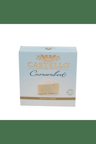 Castello dāņu camembert 125g