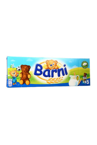 BISCUITS BARNI MILK 150G