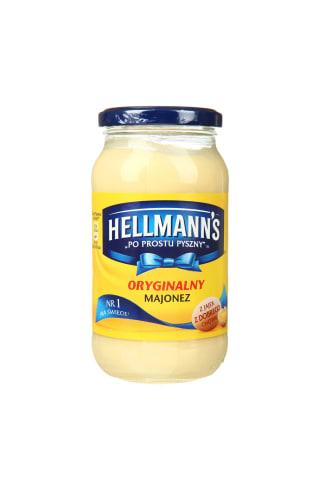 Majonezas HELLMANN'S ORIGINAL, 420 ml