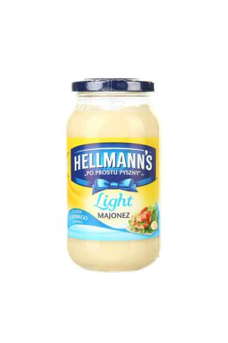 Majonezas HELLMANN'S  LIGHT, 420 ml
