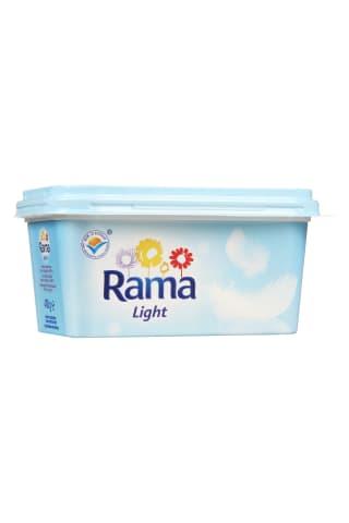 Mažo riebumo margarinas RAMA LIGHT, 39% riebumo, 400g