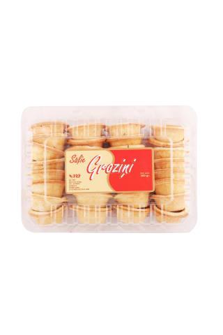 Sūrūs krepšeliai prp, 300 g