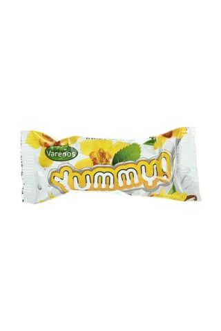 Vanilės skonio gaistytas sūrelio desertas YUMMY, 21% rieb., 35 g