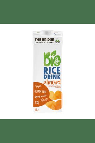 Ekologiškas migdolų skonio ryžių gėrimas, 1 l
