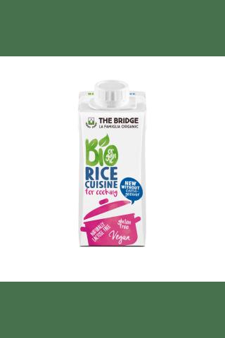 Ekologiškas ryžių kremas gaminimui, 200g