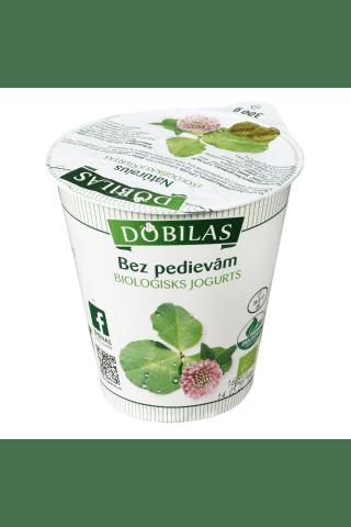 Ekologiškas jogurtas DOBILAS, 3,9% rieb., 300 g