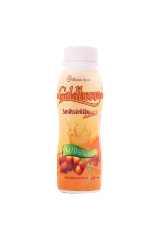 Smiltsērkšķu nektārs Goldberry 235ml