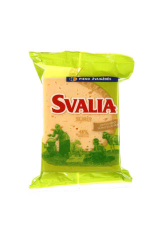 Fermentinis sūris SVALIA, 45% rieb., 240 g