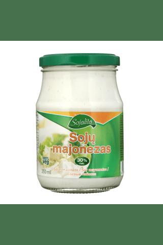 Sojų majonezas SOJALITA, 350 ml