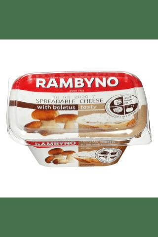 Tepamas lydytas sūris su miško grybais ŽEMAITIJOS, 175 g