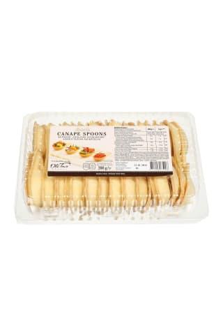 Sūrieji tešlos šaukšteliai LAIMA, 200 g