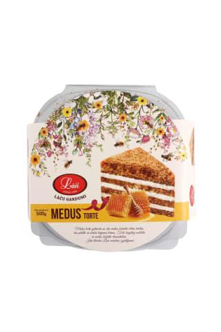 Torte medus Lāči 500g