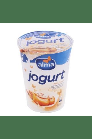 Jogurts Alma ceptu ābolu 2% 380g