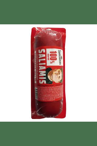 Karštai rūkyta dešra SAMSONO saliamis, a.r., 350 g