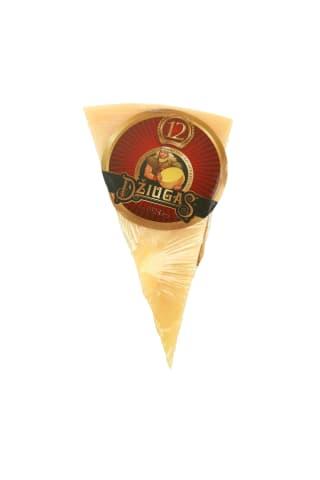"""Kietas sūris """"DŽIUGAS"""" 40% rieb. s.m. brandintas 12 mėn. MILD (skeltas), 1 kg"""