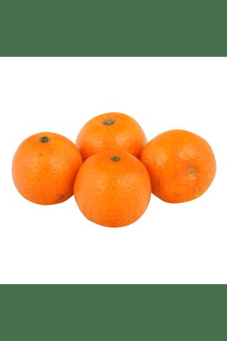 Fasuoti mandarinai su lapeliais, 700g