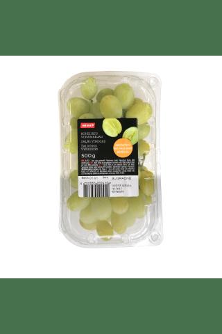 Vīnogas zaļās b/k Timpson 500g,2.šķ.