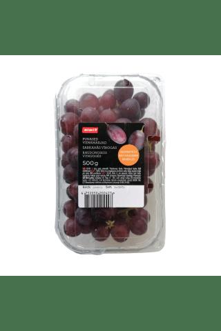 Vīnogas sarkanās b/k Crimson 500g2.šķ.