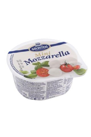 Siers Goldsteig mozzarella mini 125g