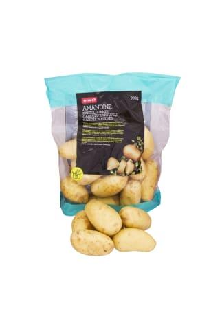 Gardžios bulvės AMANDINE RIMI, 900 g