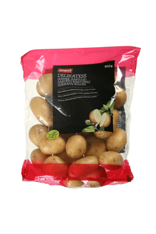 Kartupeļi gardēžu 900g Rimi