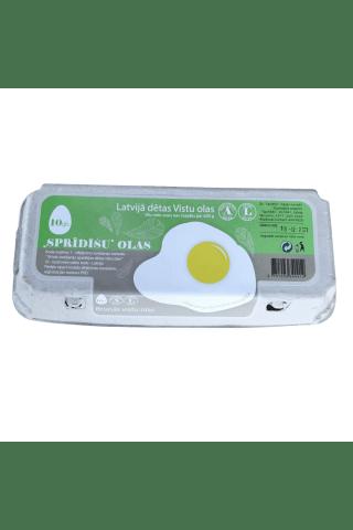Vistu olas sprīdīši l, 10gab.