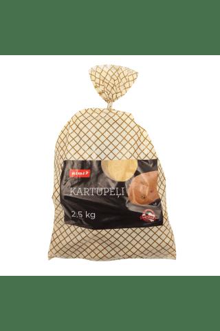 Kartupeļi 2.5 kg svaigs un gards