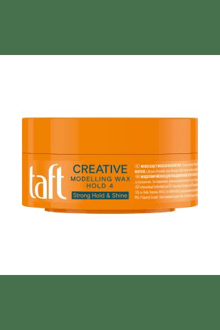 Plaukų modeliavimo vaškas TAFT CREATIVE LOOK, 75 ml