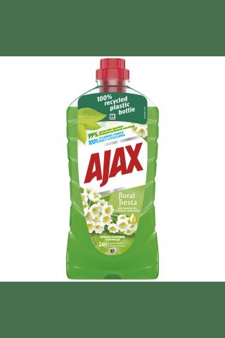 Saimniecības tīrīšanas līdzeklis Ajax universālais ff zaļš 1l