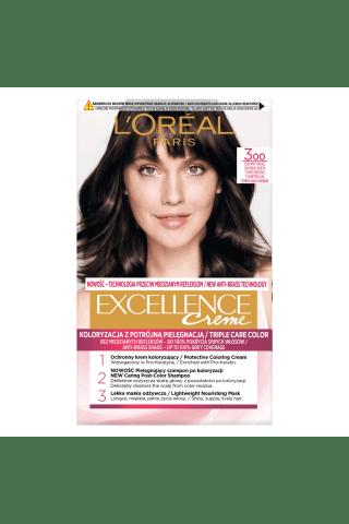 Plaukų dažai L'OREAL EXCELLENCE, Nr. 3