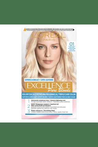 Plaukų dažai L'OREAL EXCELLENCE, Nr. 01