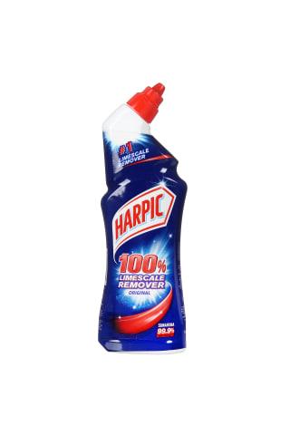 Tualetes tīrīšanas līdzeklis Harpic original 0,75l
