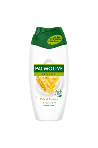 Dušas želeja Palmolive milk&honey 2in1 250ml