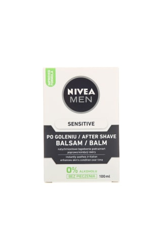 Balzams pēc skūšanās Nivea for men sensitive