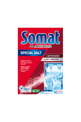 Indaplovių druska SOMAT 1,5 kg