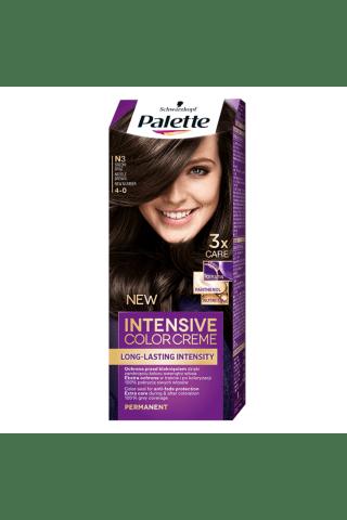 Plaukų dažai PALETTE INTENSIVE COLOR CREAM, Nr. N3