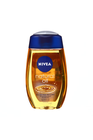 Prausimosi aliejus NIVEA NATURAL OIL, 200 ml