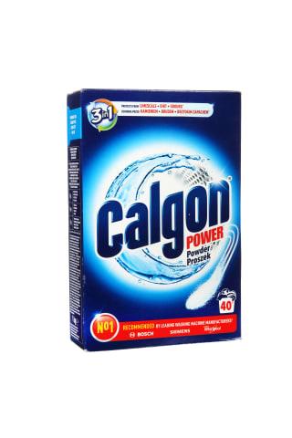 Skalbimo mašinų nukalkintojas CALGON, 1 kg