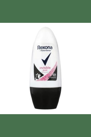 Dezodorants Rexona crystal rullveida 50ml