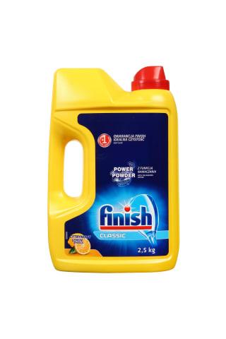 Līdzeklis Finish trauku mazgājamai mašīnai lemon 2,5kg