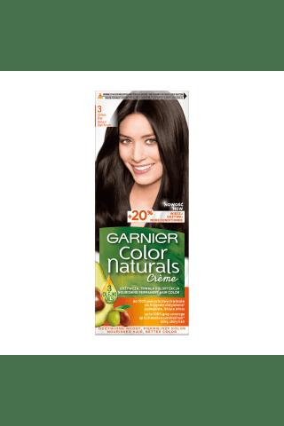 Plaukų dažai GARNIER COLOR NATURALS, 3