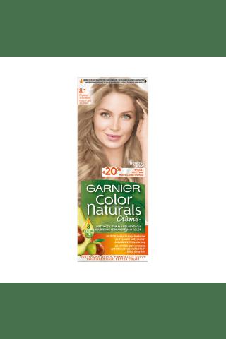 Matu krāsa Garnier color naturals nr.8.1