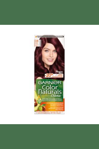 Matu krāsa Garnier color naturals 3.6