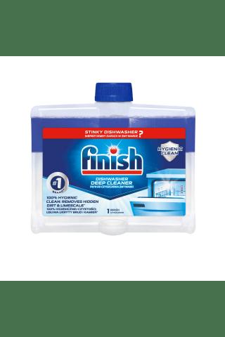 Līdzeklis Finish trauku mašīnas tīrīšanai 0.25l
