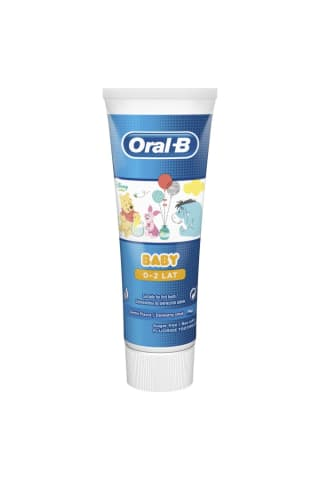 Dantų pasta vaikams ORAL-B STAGES, 75 ml