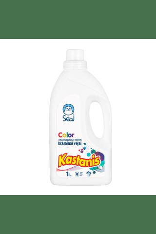 Kastanis Color šķidrais veļas mazgāšanas līdzeklis 1l