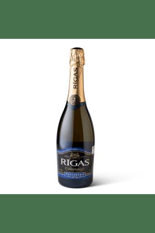 Dzirkstošais vīns Rīgas Šampanietis pussausais 11% 0,75l