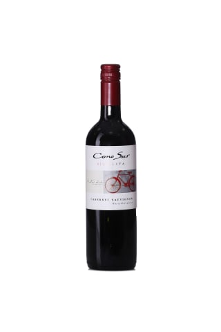 Sarkanvīns Cono Sur Bicicleta Cabernet Sauvignon sausais 13% 0,75l