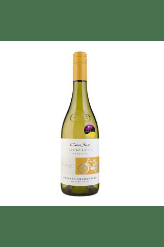 Baltvīns Cono Sur Chardonnay 13,5% 0,75l