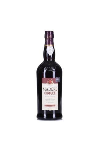 Raudonasis likerinis vynas MADERE CRUZ, 17%, 0,75l